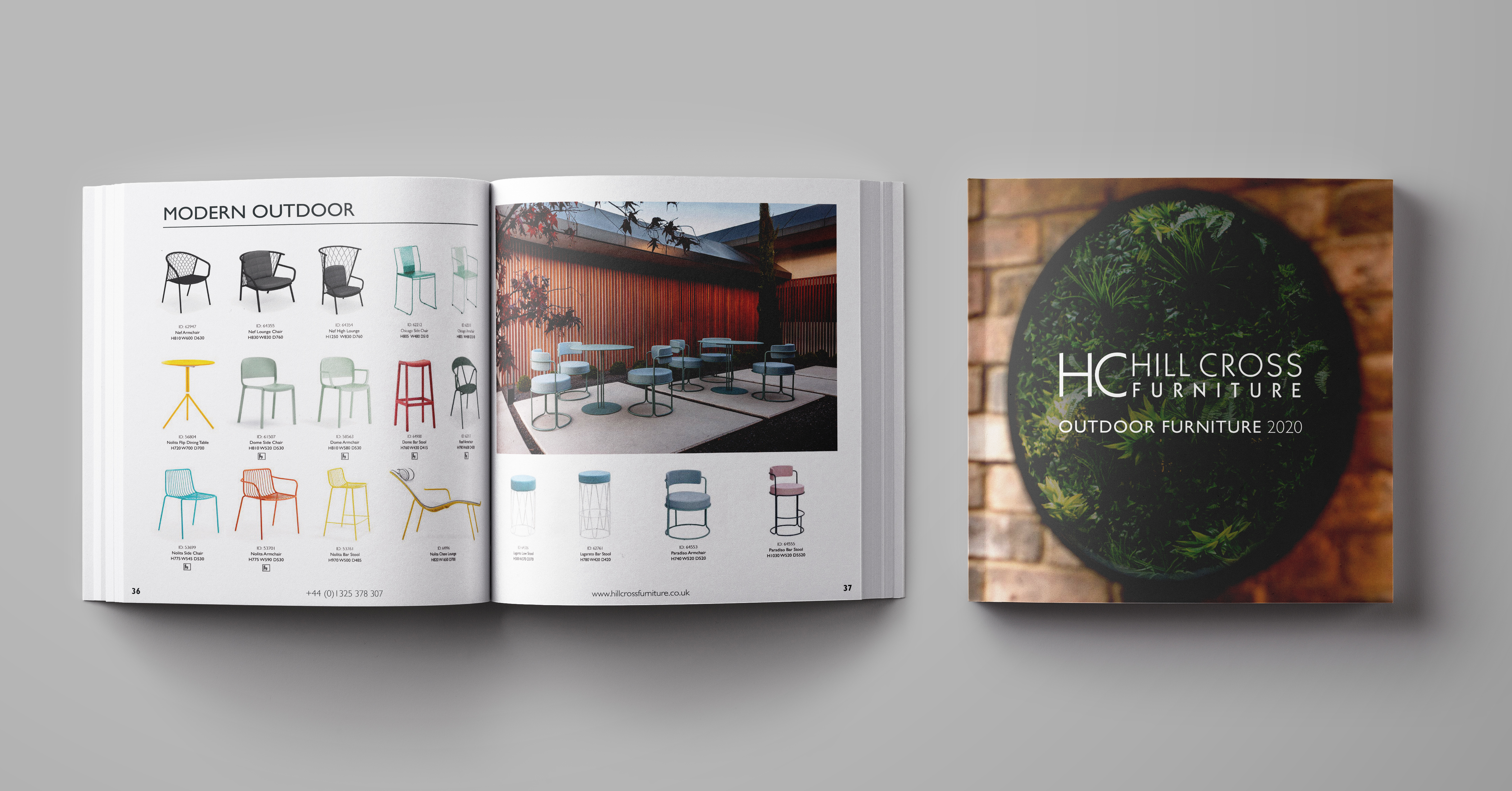 Outdoor Brochure - SM-1